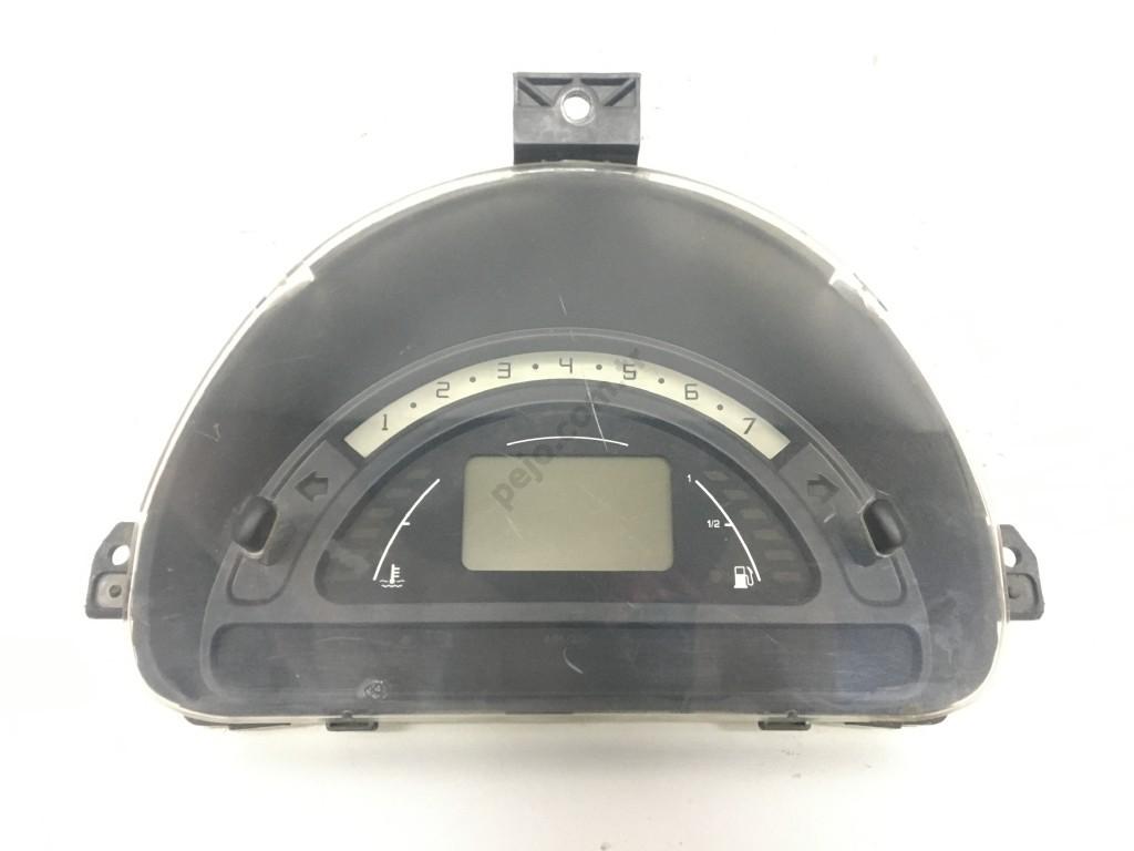 Citroen C2 Gösterge Saati