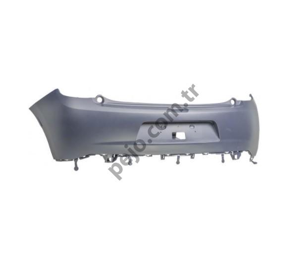 Citroen C3 A51 Arka Tampon