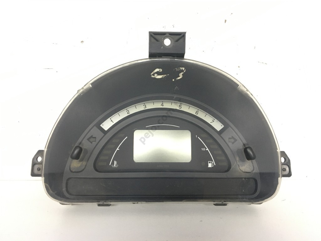 Citroen C3 Gösterge Saati