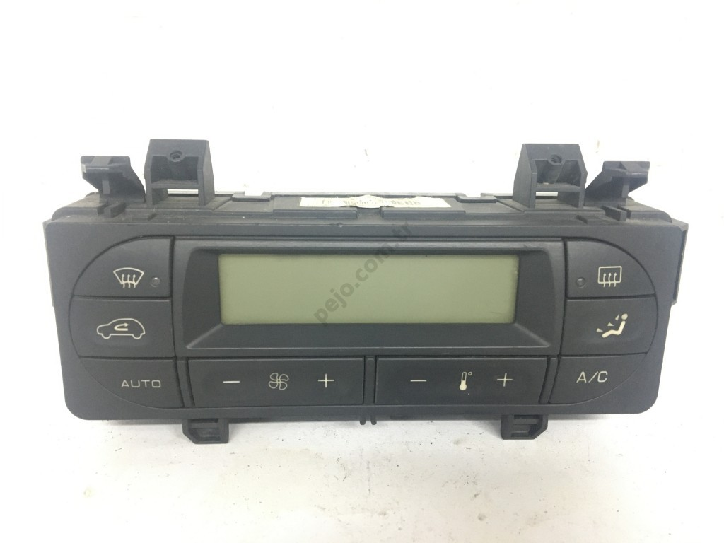 Citroen C3 Kalorifer Kontrol Paneli Dijital