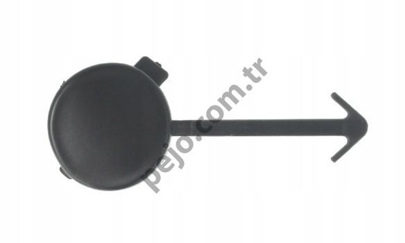 Citroen C3 Ön Tampon Çeki Demir Kapağı