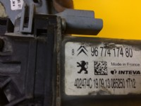 Citroen C4 Cam Krikosu Arka Sağ