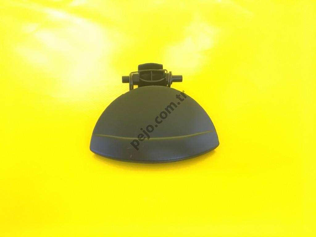 Citroen C4 Torpido Mandalı Siyah