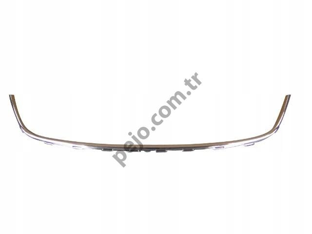 Citroen C5 Ön Tampon Orta Nikelaj Çıta