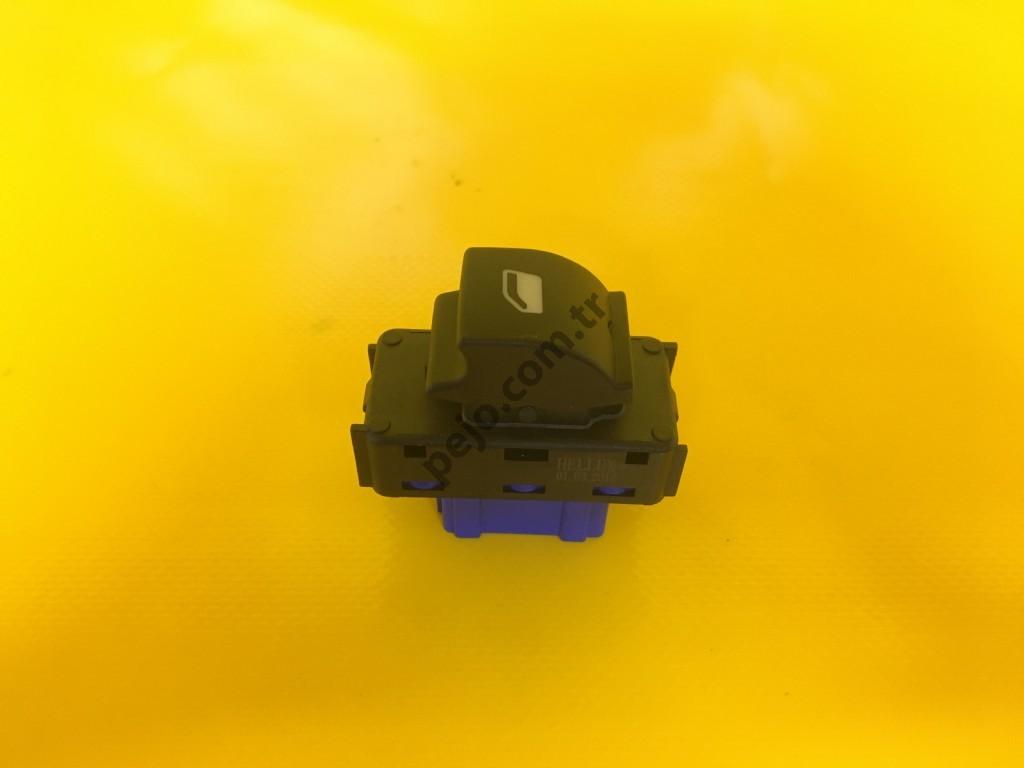 Citroen C-elysee Sol Cam Düğmesi