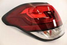 Citroen DS4 Stop Lambası Sol Arka Dış Makyajlı