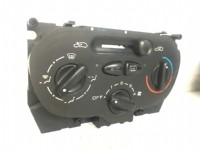 Peugeot 206 Kalorifer Kontrol Paneli Klimalı