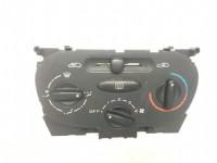 Peugeot 206 Kalorifer Kontrol Paneli Klimasız