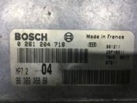 Peugeot 206 Motor Beyni 1.6