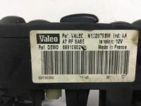 Peugeot 207 Kalorifer Kontrol Paneli Analog