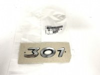 Peugeot 301 Bagaj Yazısı