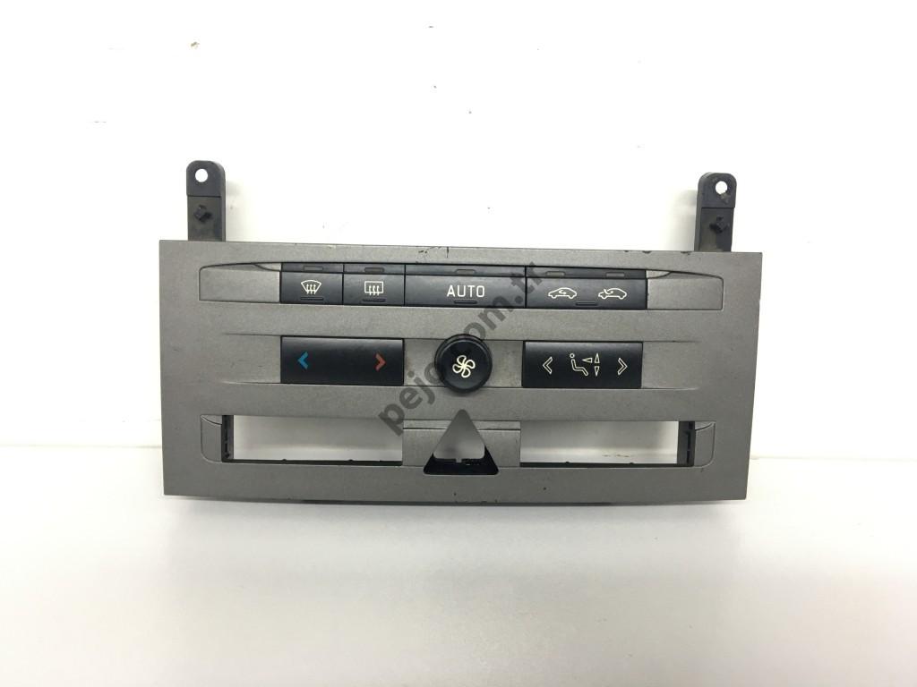 Peugeot 407 Kalorifer Kontrol Paneli