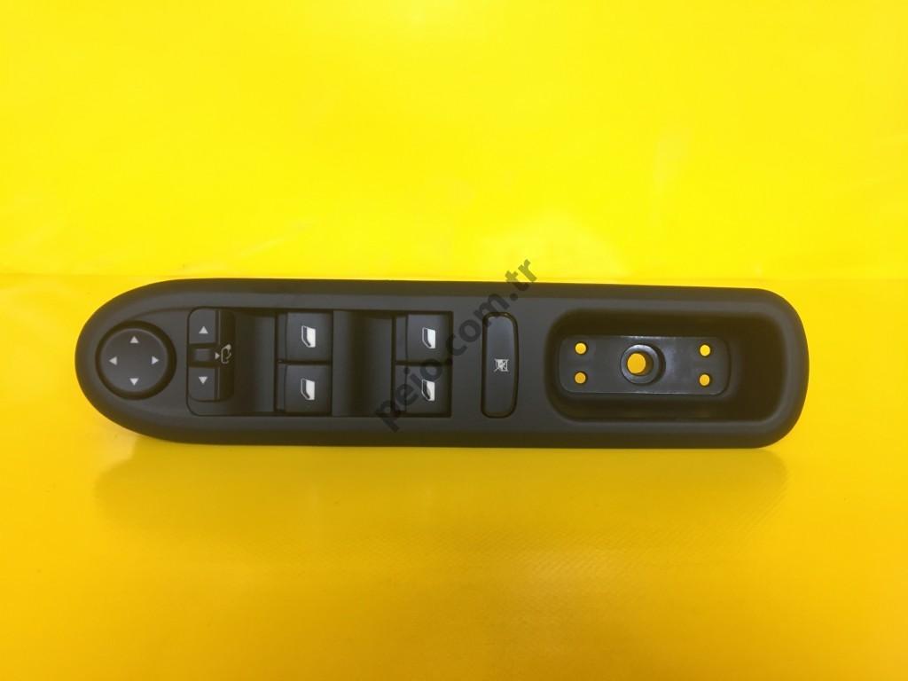 Peugeot 407 Sol Cam Düğmesi