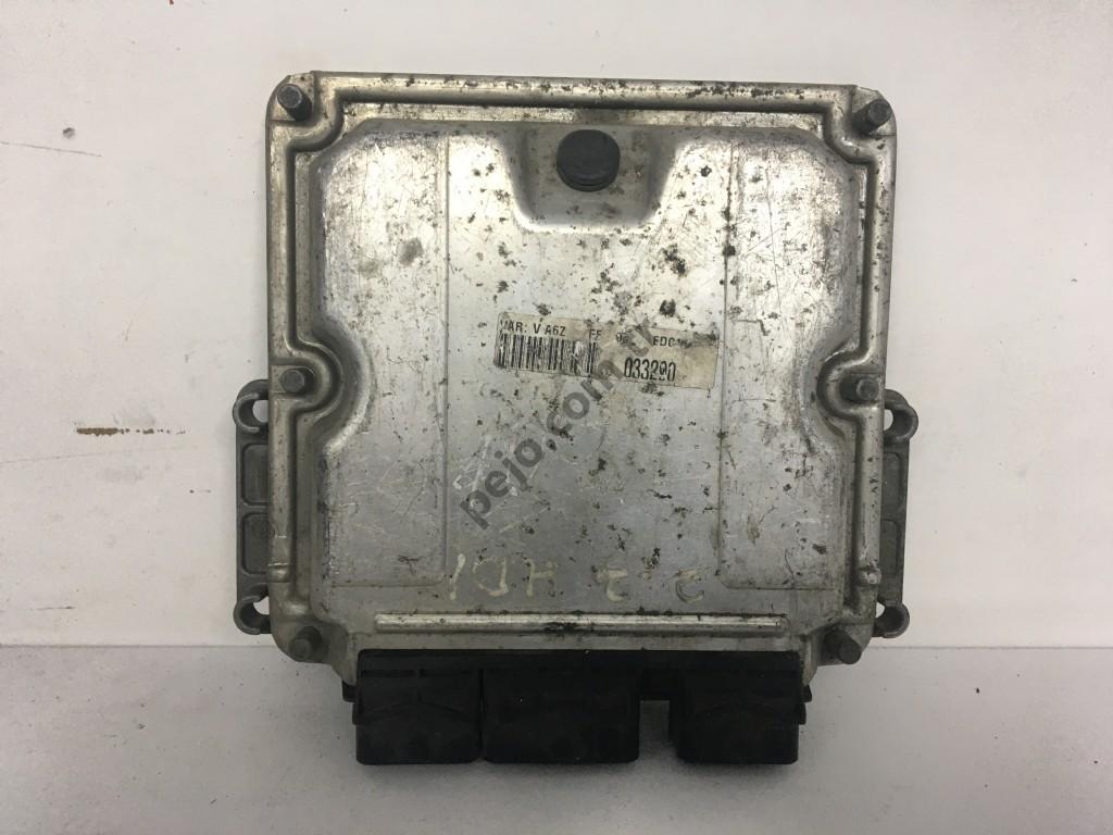 Peugeot 807 Motor Beyni 2.2 Dizel