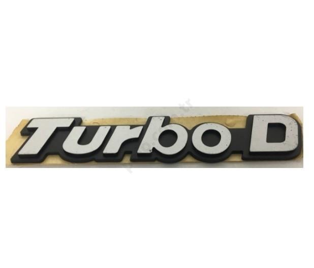 Peugeot Boxer Turbo D Yazısı