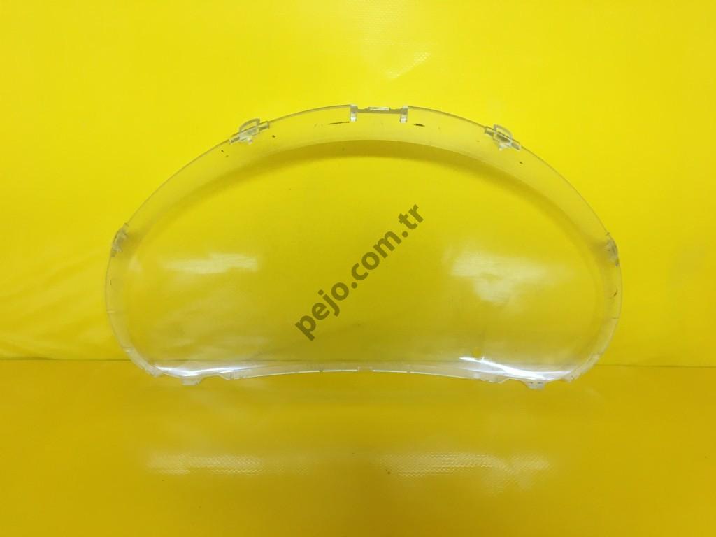 Peugeot Partner Gösterge Saat Camı