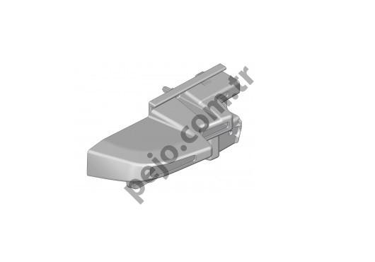 Peugeot Rifter Arka Tampon Braketi Sol