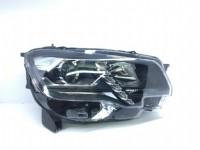 Peugeot Rifter Sağ Ön Far Mercekli Ledli