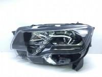 Peugeot Rifter Sol Ön Far Mercekli Ledli